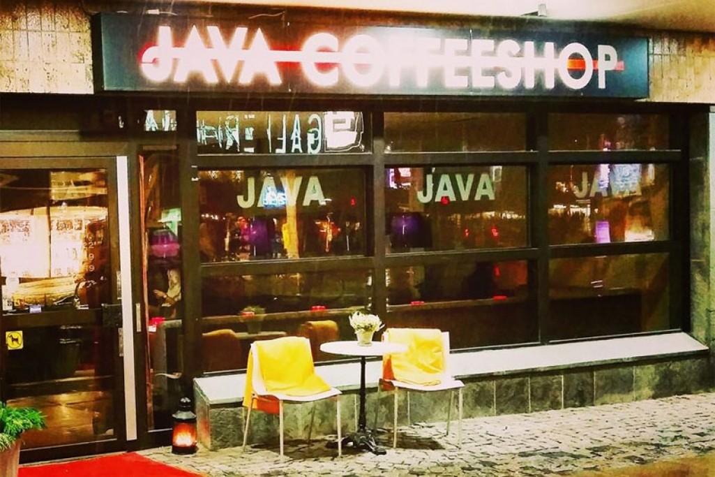 Coffeeshop Java