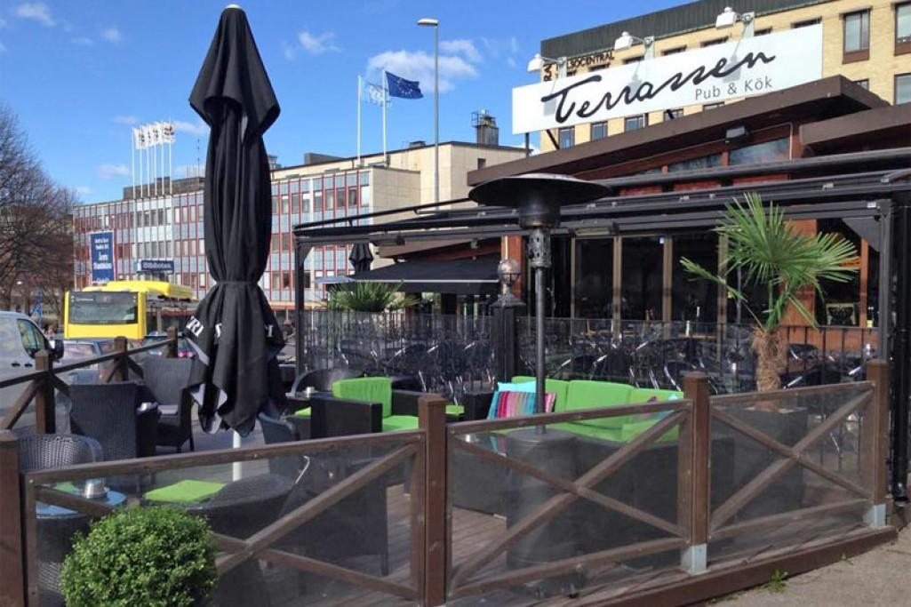 Terrassen Pub & kök