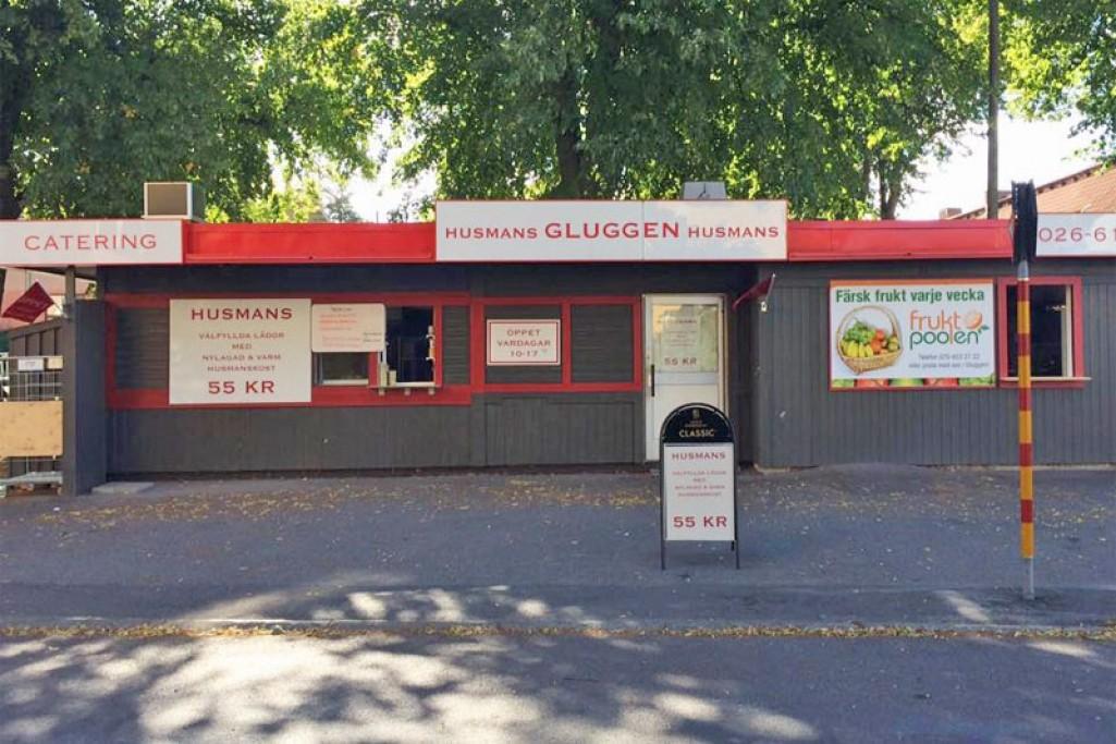 Gluggen Brunnsgatan